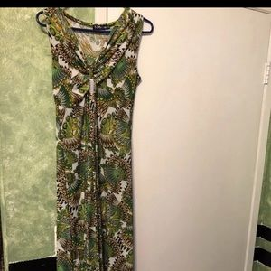 Women's maxi dress size XL